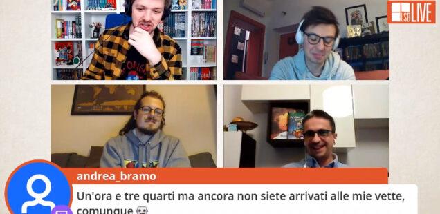 Lo Spazio Bianco LIVE: 16/12/2020