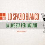 Lo Spazio Bianco LIVE: calendario maggio 2021