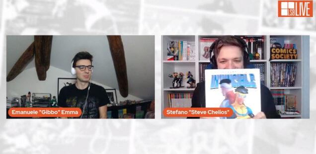 Lo Spazio Bianco LIVE: 01/04/2021
