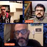 Quaderni bonelliani #8: LIVE 04/05/2021