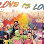 I supereroi si tingono di arcobaleno: DC e Marvel Pride