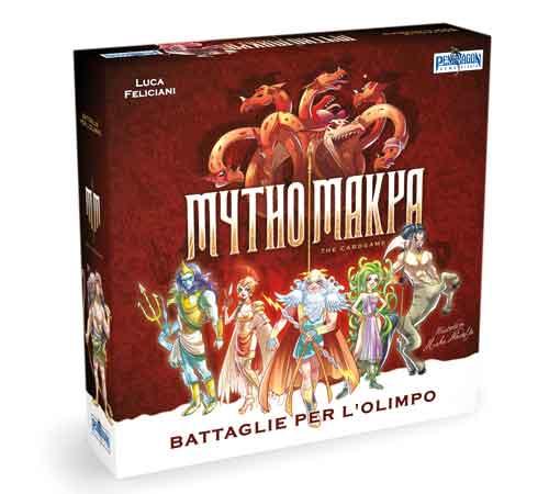 Confezione Mythomakya Mirka Andolfo