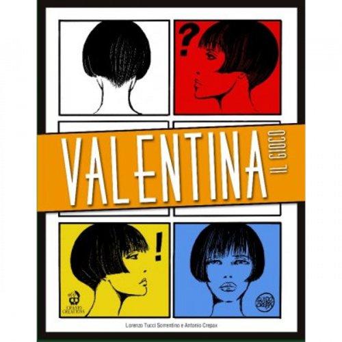 Valentina copertina gioco