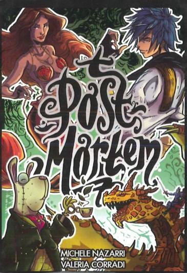 Lucca Comics, giochi, Post Mortem