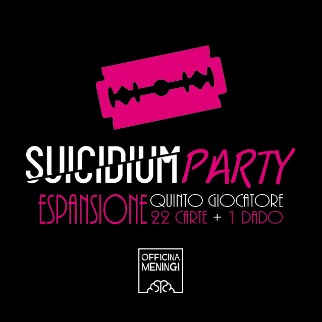 Suicidium Party, lucca comics & games 2016