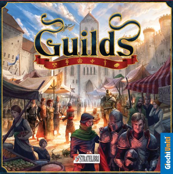 Guilds, gioco da tavolo