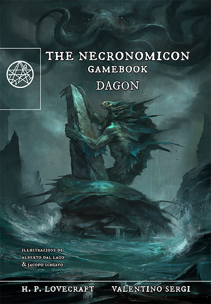 The Necronomicon Gamebook [2/3] - verità scomode