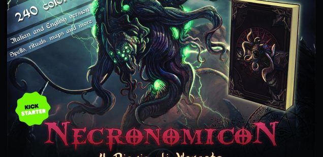 [CASE STUDY] un Necronomicon in crowdfunding low-cost