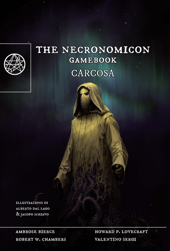 The Necronomicon Gamebook - Carcosa