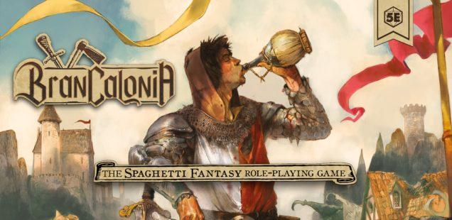 Brancalonia - il primo gdr spaghetti fantasy