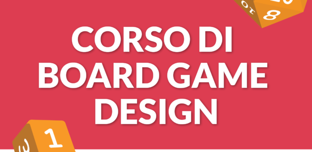 CORSO DI BOARD GAME DESIGN