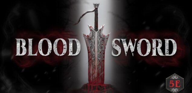 Blood Sword 5e, il classico dei librogame diventa un gioco di ruolo!
