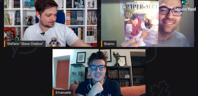 Lo Spazio Disney LIVE: puntata zero (16/09/2020)