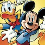 Lo scaffale Disney nel 2020