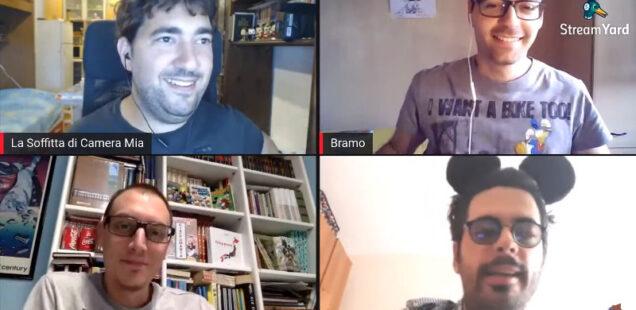 """LIVE su """"La soffitta di camera mia"""" (19/09/2020)"""