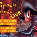 Lo Spazio Disney LIVE #1: anteprima