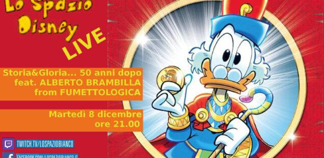 Lo Spazio Disney LIVE #3: anteprima