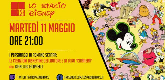 Lo Spazio Disney LIVE #8: anteprima