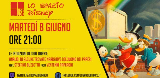 Lo Spazio Disney LIVE #9: anteprima