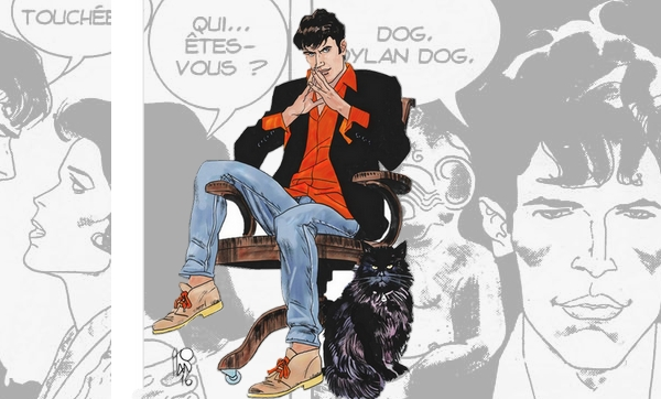 Stano e Dylan Dog