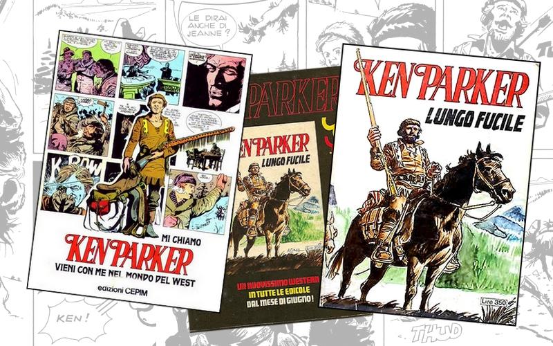 Ken Parker 3