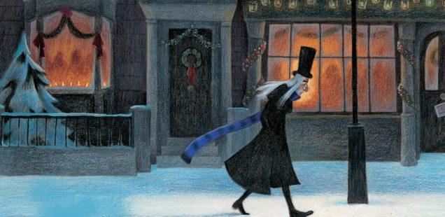 Se il cuore di Scrooge diventasse un pastello...