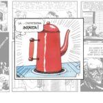 caffettiere fumetti