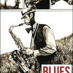 #8: Blues, Sergio Toppi - Nicola Pesce Editore