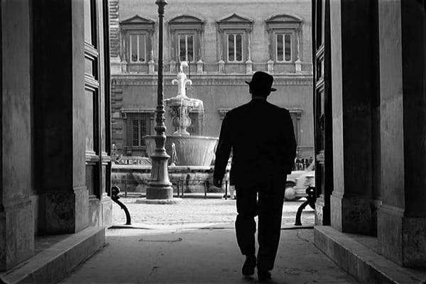 """Un fotogramma da """"Un maledetto imbroglio"""" di Pietro Germi"""