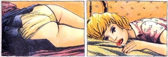 La notte dell'alligatore: Jacques de Loustal e il fumetto d'autore