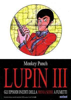 Lupin III di Monkey Punch: gli episodi inediti_Recensioni