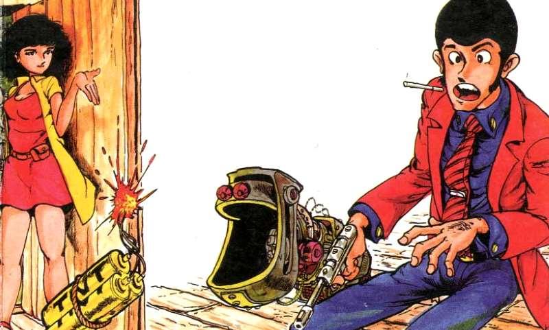 Lupin III di Monkey Punch: gli episodi inediti