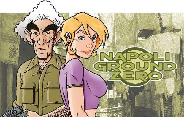 Napoli Ground Zero: il futuro a fumetti della città partenopea