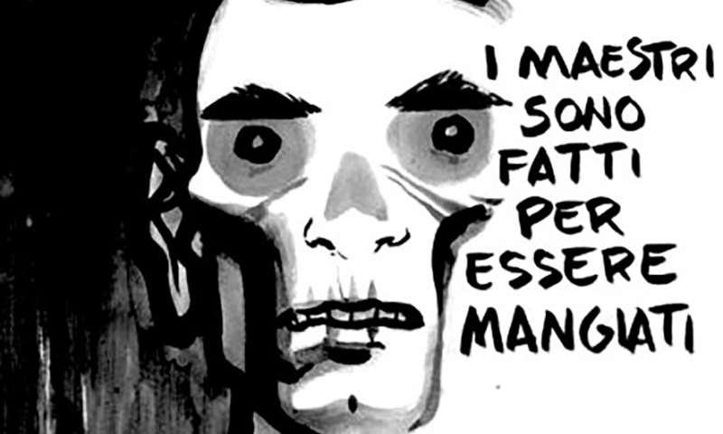 Il fumetto e il poeta: Davide Toffolo intervista Pasolini
