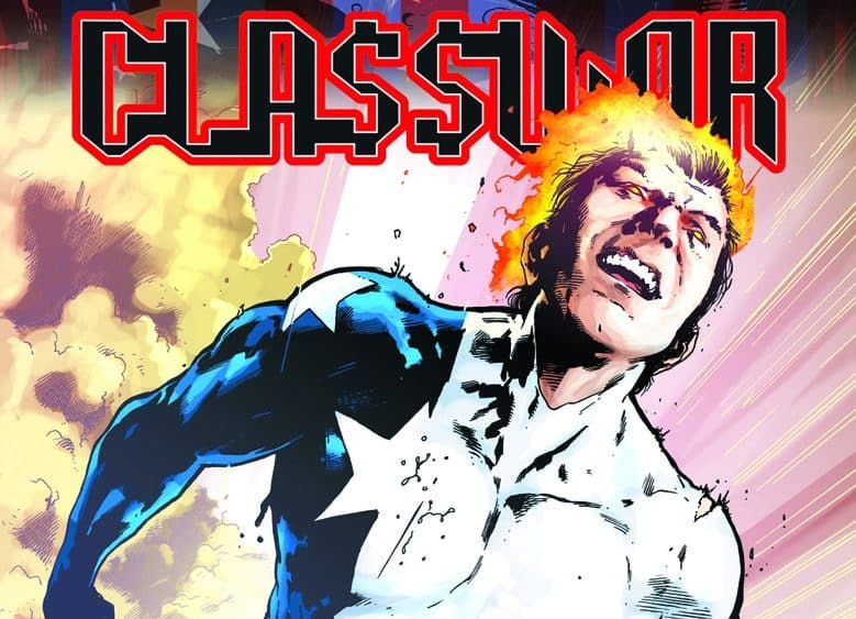Cla$$war #1 (Williams, Hairsine)