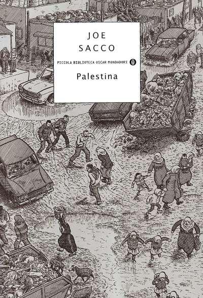Palestina di Joe Sacco: uno storyteller in Palestina_Recensioni