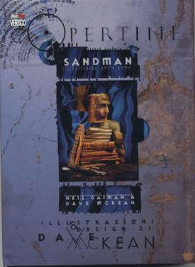 Sandman - Copertine
