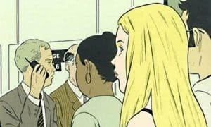 Summer Blonde (Adrian Tomine)