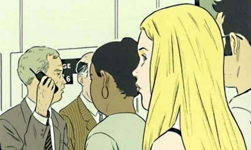 Summer Blonde (Adrian Tomine)