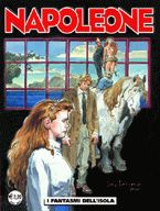 Napoleone #33 – I fantasmi dell'isola (Ambrosini)