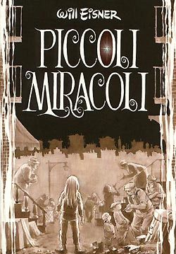 La copertina di Piccoli Miracoli