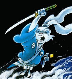 Usagi Yojimbo: un coniglio combattivo