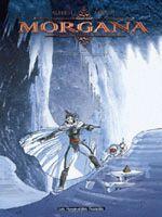 Copertina di Morgana vol. 2: Les Secret des Krritt