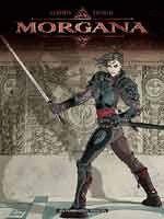 Copertina di Morgana vol. 1