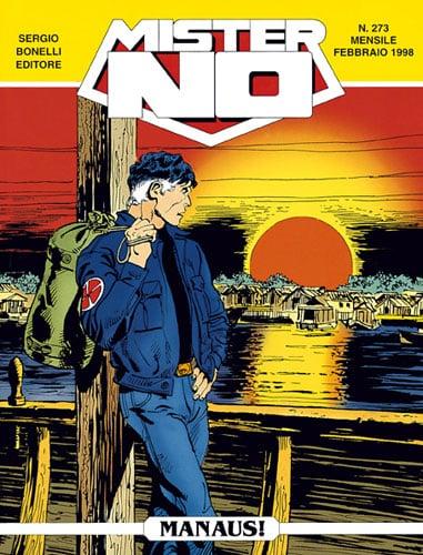 Un eroe di nome Mister No