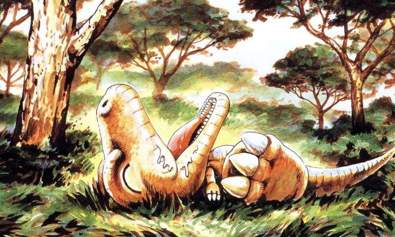 Gon di Masashi Tanaka: altro che Jurassic Park