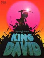 Copertina originale di King David