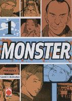 La copertina di Monster #1