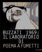 Il catalogo di Buzzati, per il Premio Fossati
