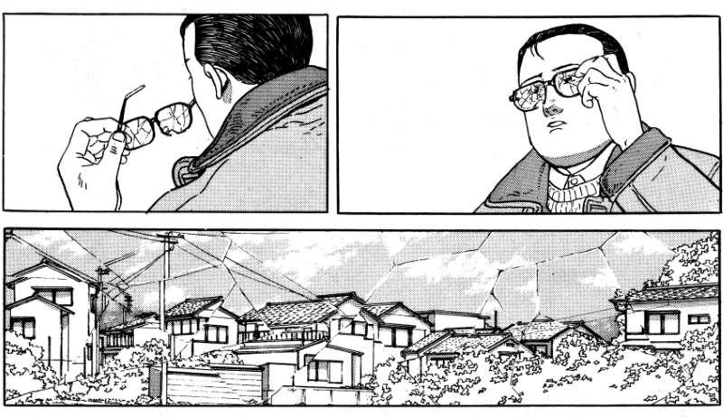 Jiro Taniguchi: il cammino dell'uomo che cammina